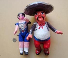 mexican folk toy mex..