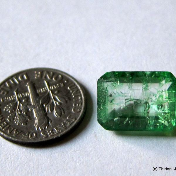 loose emerald natural emerald colombia emeralds